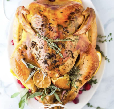 Holiday Dinner Dishes Anyone Can Make