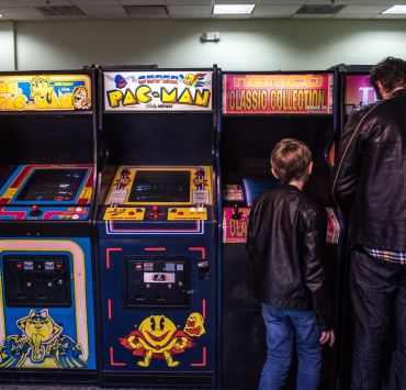 Dallas, Video Game Arcades in Dallas All Games Must Know About