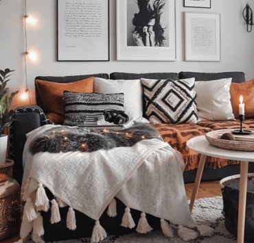 15 Ways To Decorate Your New Apartment And Make It Look Bigger