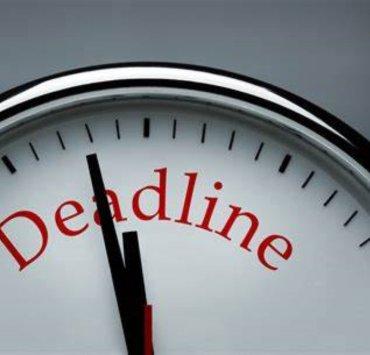 10 Ways To Stop Procrastinating During Finals Season