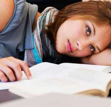 15 Things We'd All Rather Be Doing Than Studying For Exams