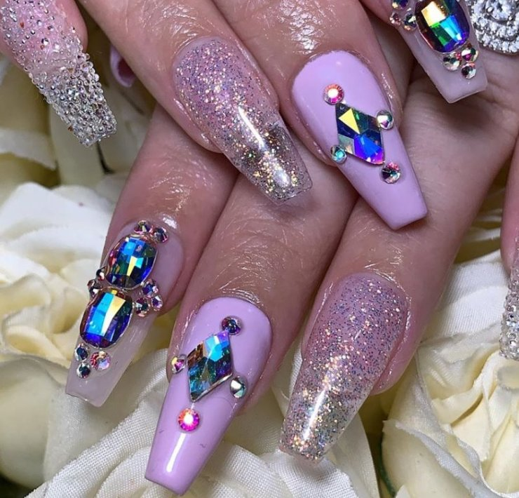 Coachella Nail Art Looks You Have To Try This Year