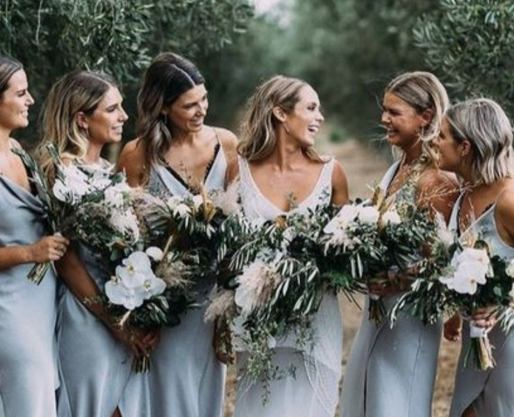 How To Reuse Bridesmaid Dresses