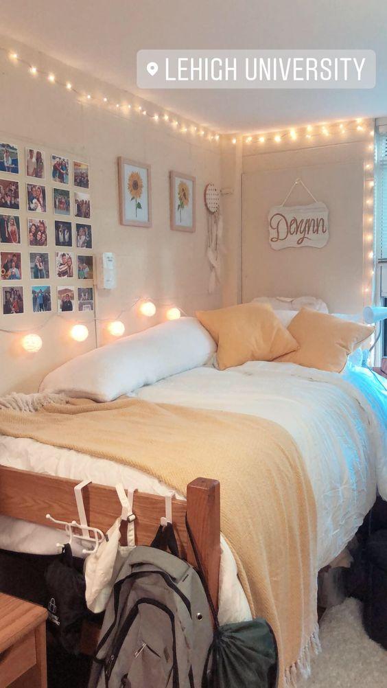 10 DIY Dorm Decorations That Reuse Your Old Clothes