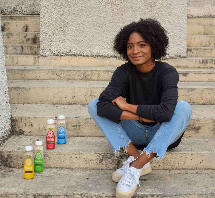 Maya French And Her Vegan Protein Shakes