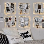 Easy DIY Dorm Decor You And Your Roommate Can Pull Off