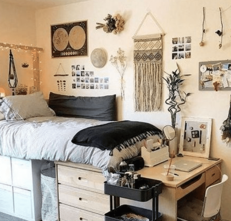 Cute Dorm Room Ideas, Cute Dorm Room Ideas You And Your Roommate Will Be Obsessed With