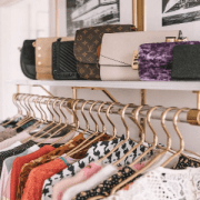 The Best Ways To Organize Your Closet When It's Always Growing
