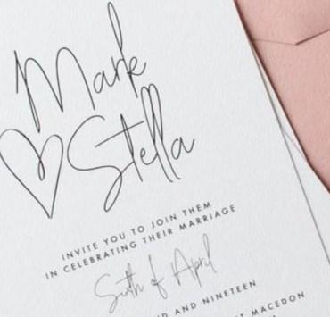 12 Wedding Invitation Templates You'll Love