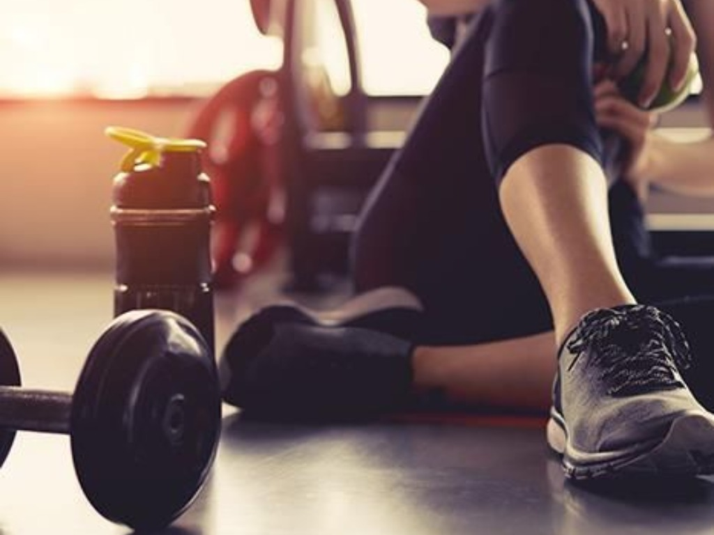 7 Ways To Work Out Without Leaving Your Dorm