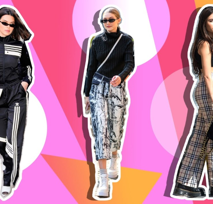 trends, 10 Trends From the 90s That Are Popular Today