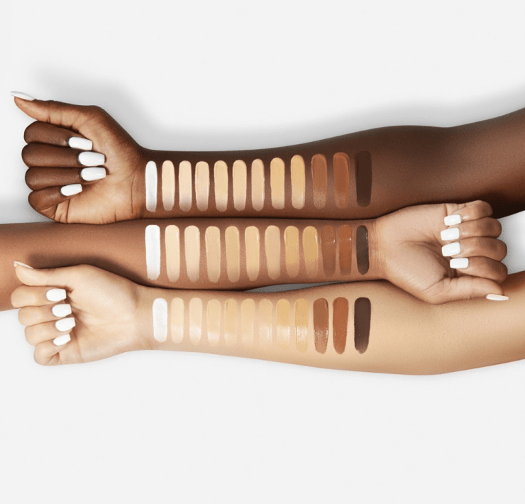 foundation, 5 Best Ways To Find A Foundation That Actually Matches Your Skin