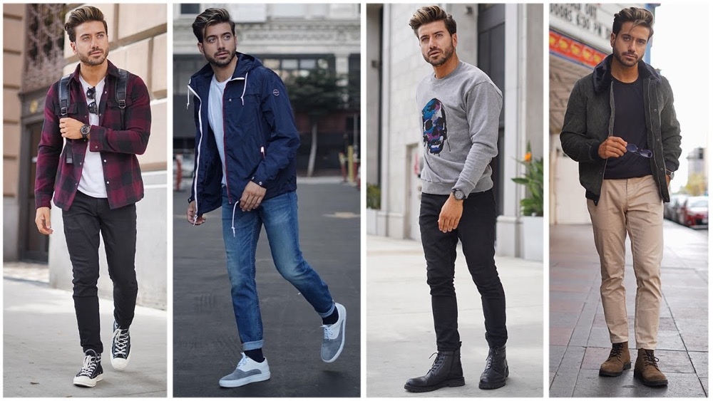 Outfits to Wear According To Your Personality Type