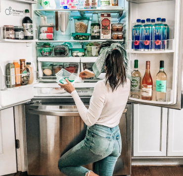 Organizing Tips, 10 Organizing Tips To Declutter Your Fridge