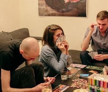 10 Games to Play When You're Stuck In the House