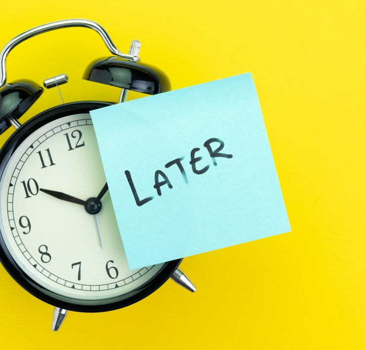 Stop Procrastination, How To Stop Procrastination If You're Working At Home