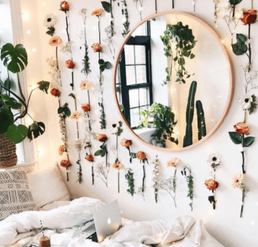 floral decor options, Floral Decor Options That Will Bring Life To Your Room