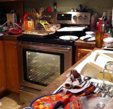 10 Ways To Keep Your Kitchen Organized