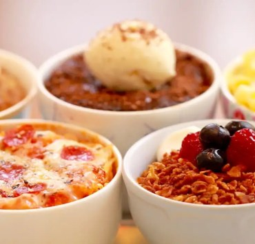 Mug Meals, 8 Mug Meals Any College Student Can Make In A Microwave