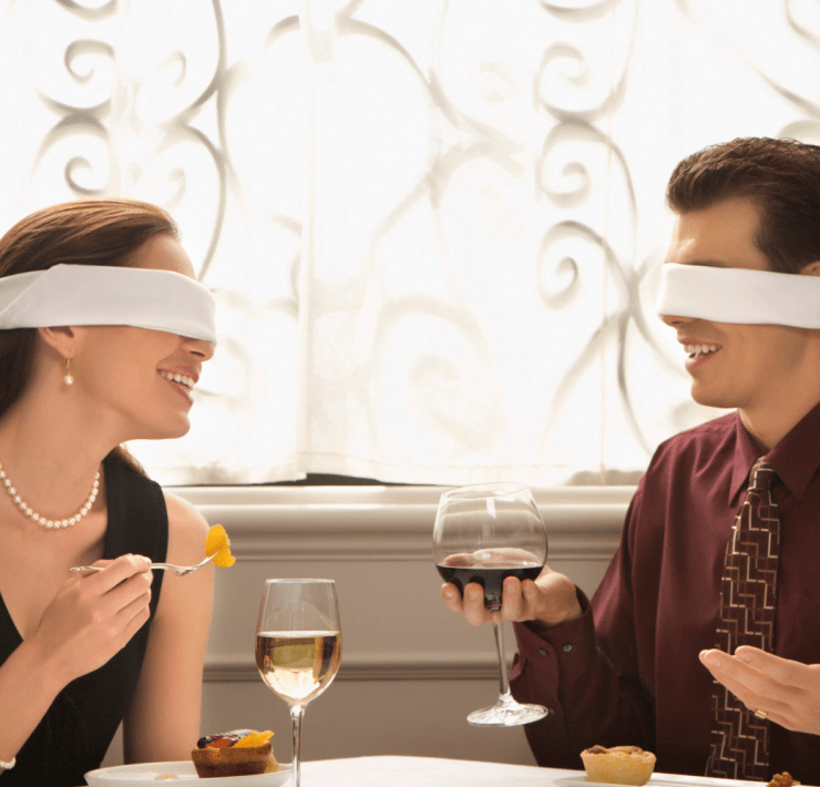 10 Things To Talk About On A Blind Date