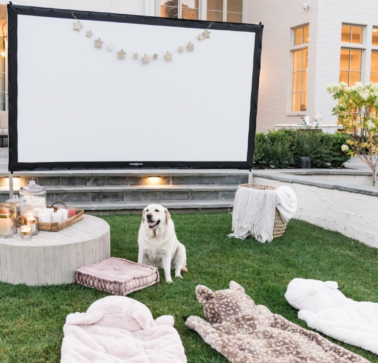 10 Perfect Outdoor Movie Ideas