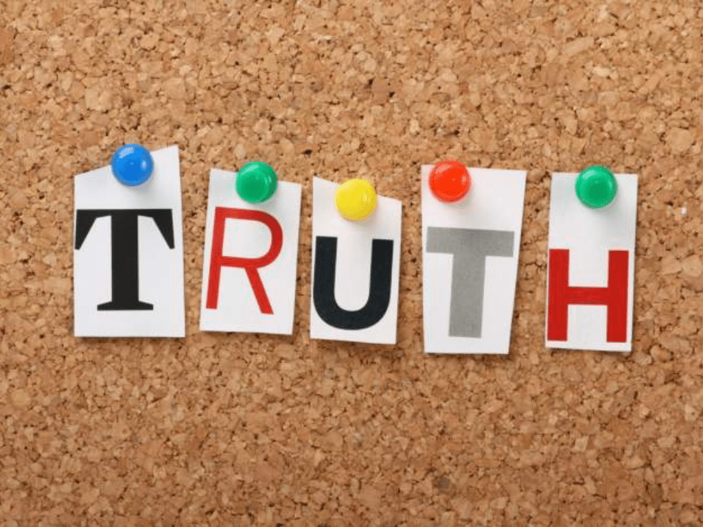 Tell The Truth, Stop Lying: 10 Reasons Why You Should Always Tell The Truth