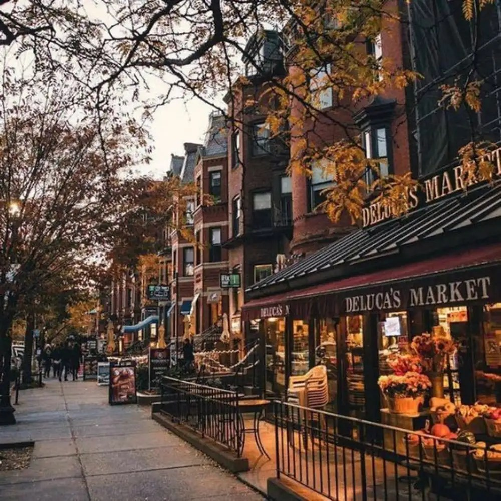 Which Places To Visit This Fall Based On Your Zodiac