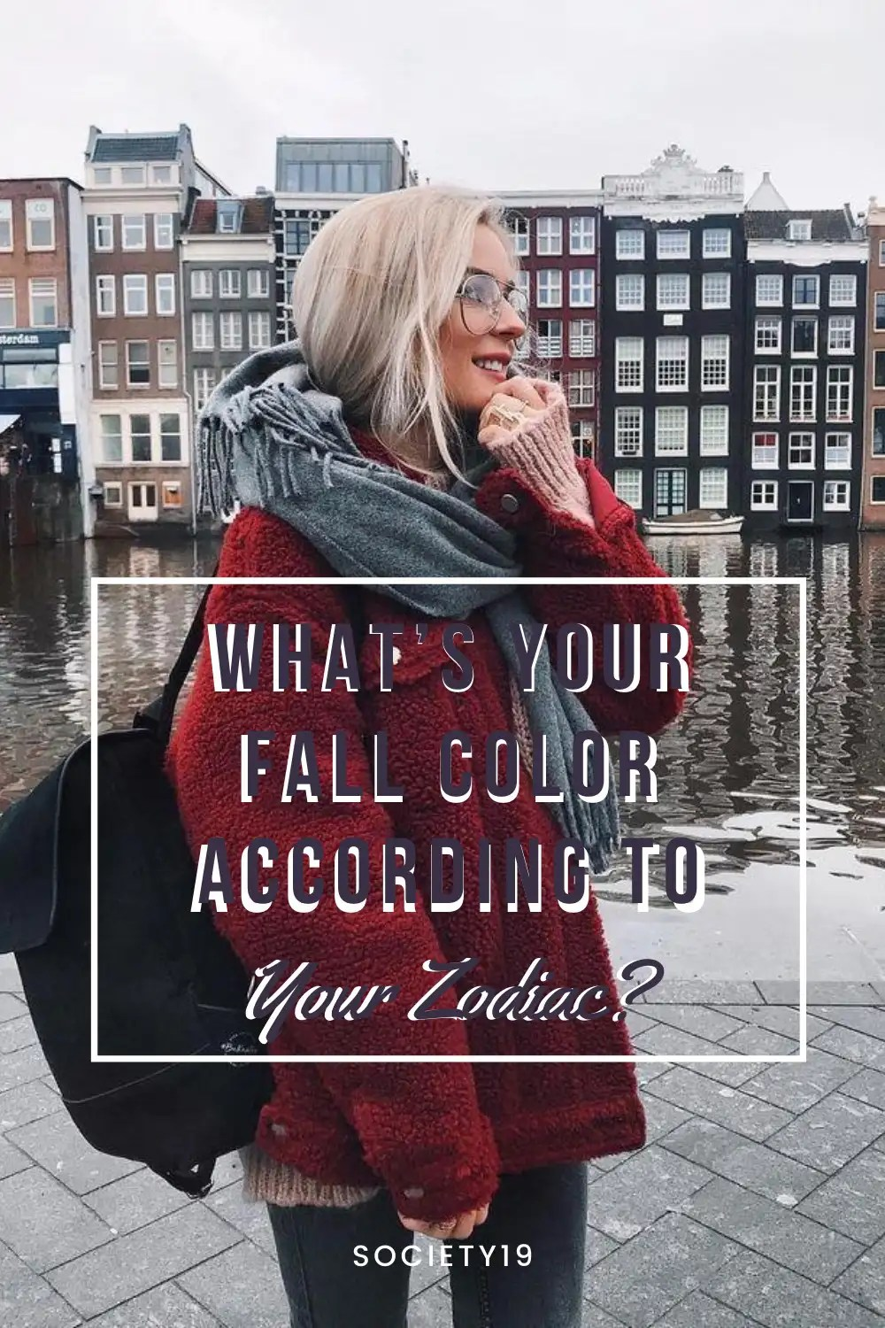 What's Your Fall Color According To Your Zodiac?