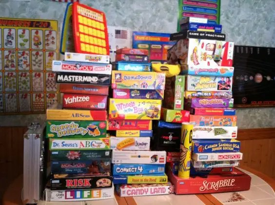 12 Board Games That Will Make You Feel Like A Kid Again