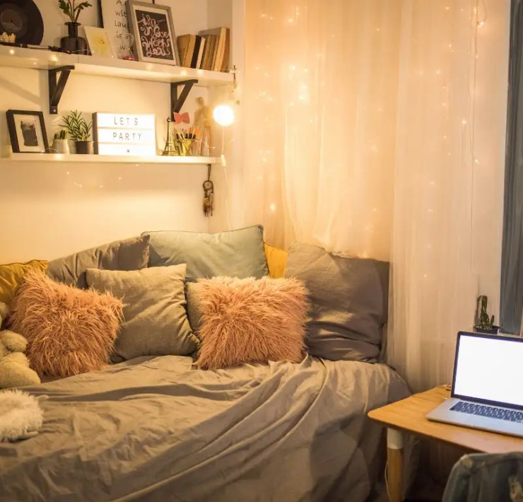 Bedroom decorations, How To Decorate Your Bedroom On A Budget
