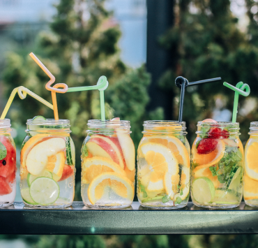 Summer Drinks, 12 Drink Ideas For Your Summer Stuck Indoors