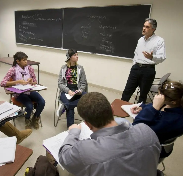 10 Teacher Tips For Talking With Your Professors