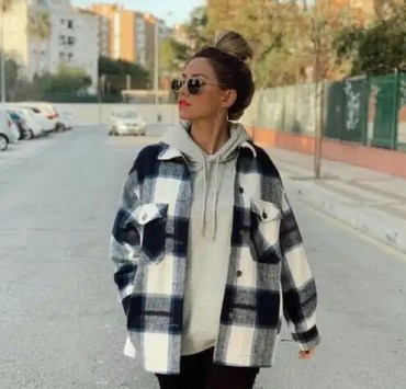 20 Cool Flannel Shirt Outfits