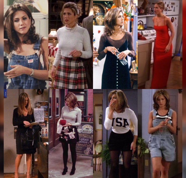 Rachel Green Outfits, 15 Cute Rachel Green Outfits To Recreate