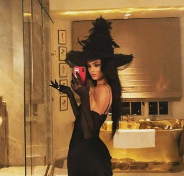 *15 Adorable Halloween Outfits That Will Bring Out Your Inner Witch