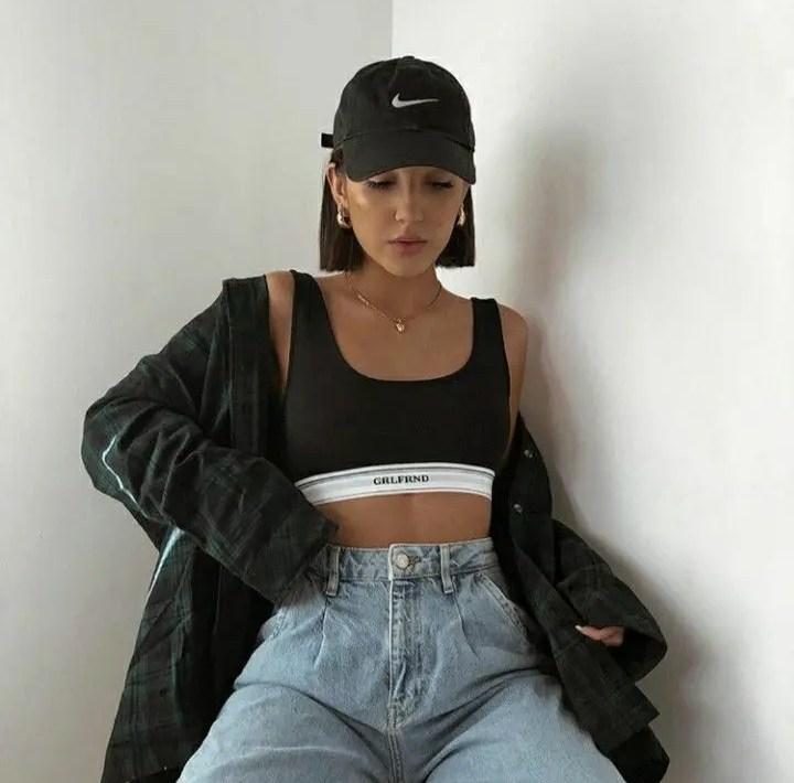 5 Ways To Wear A Sports Bra With A Blazer