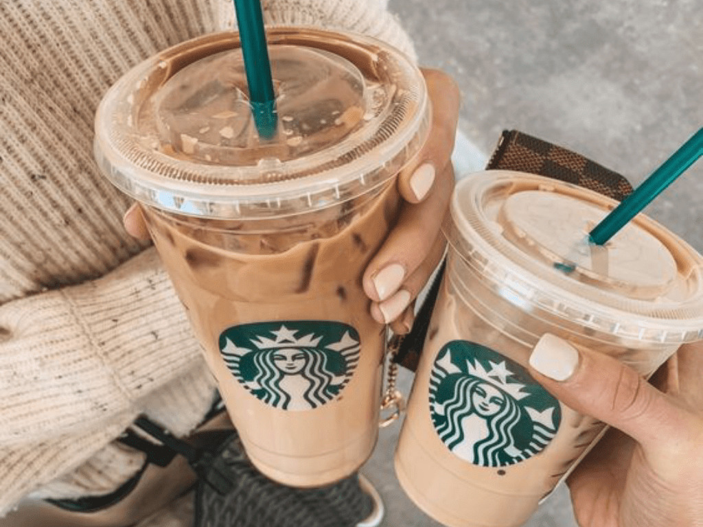 10 Starbucks Drinks To Order When You Just Don't Want Iced Coffee