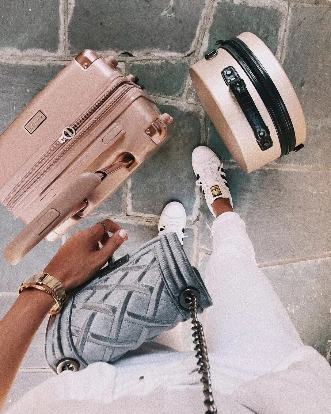 10 Cute Suitcases To Buy Before Your Next Big Trip
