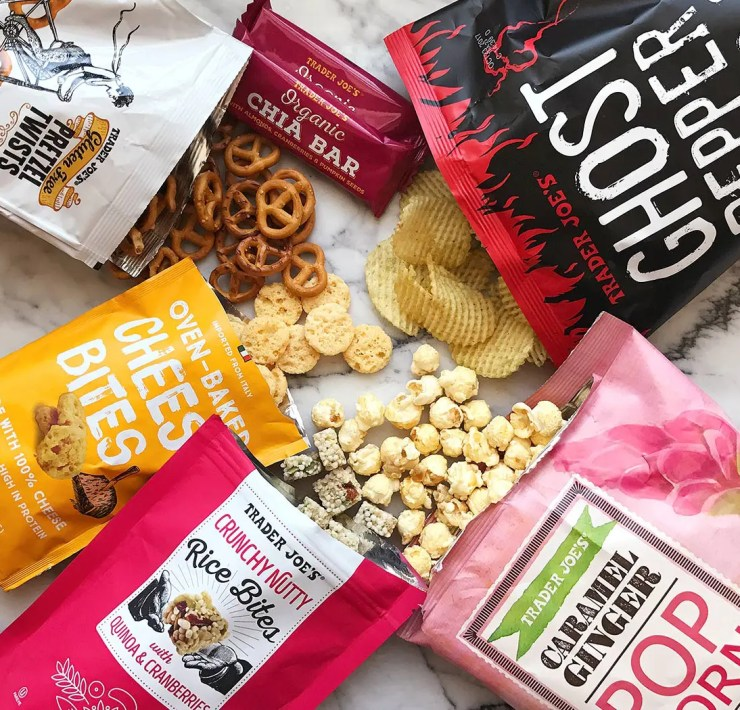 10 Trader Joe's Snacks That You Need To Try