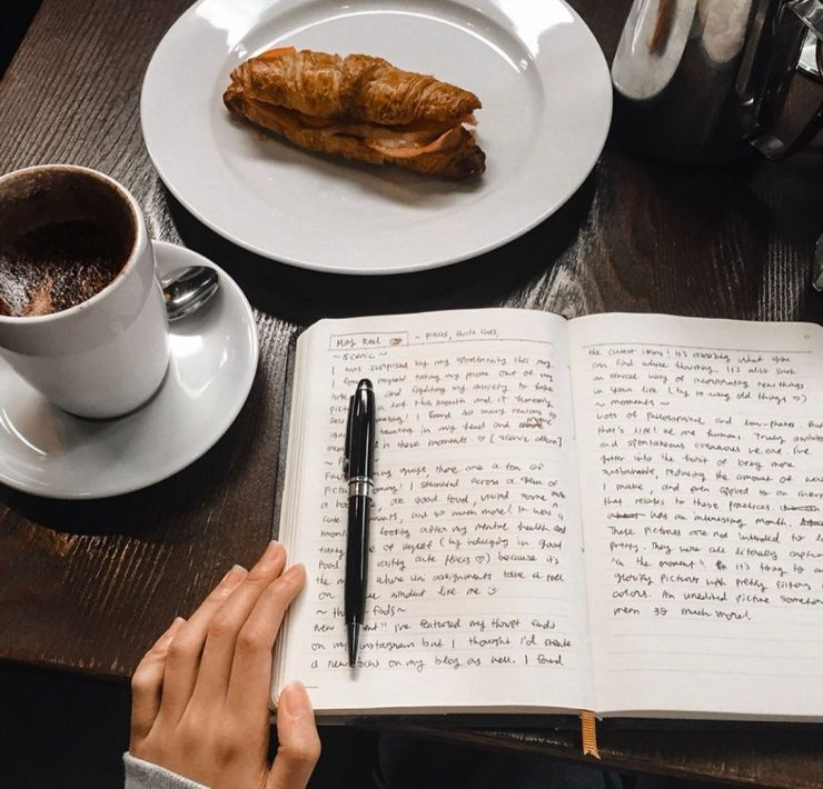10 Prompts To Journal About In College