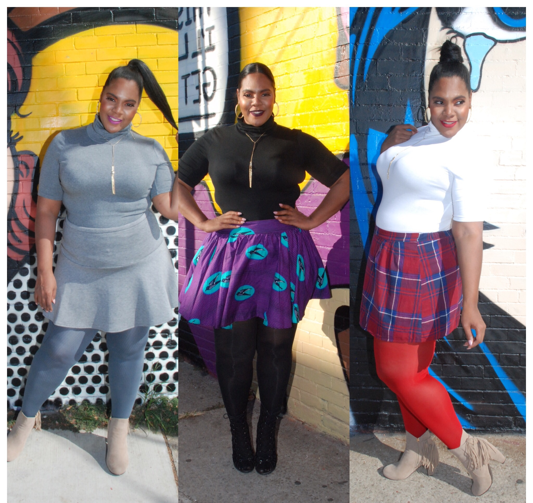 top 3 must-have plus size tights - society of harlow