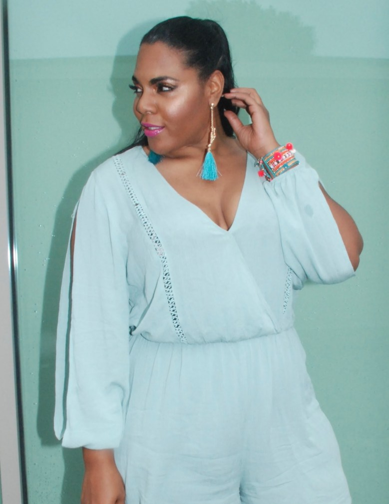 plus size rompers, plus size summer trend , forever 21