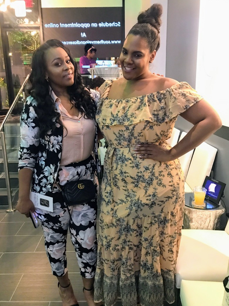 Southern Vein Laser Center, Buckhead Grand Opening, Cosmetic Surgery, Atlanta Blogger, Grand Opening, Small Business, Atlanta Celebrity, Atlanta Mayor, Socialite, Whos who in Atlanta, society of harlow, black socialites, atlanta socialites, black young proessionals