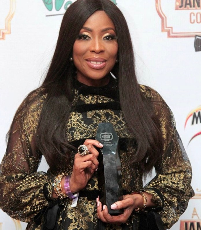 Mo Abudu honored