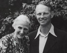 Kees Boeke and Betty Cadbury