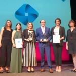 Sociograph recibe el premio empresa social 2018