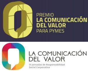 """image of the award """"la comunicación del valor para pymes"""""""