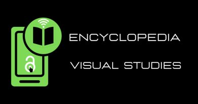 Call for Entries: Encyclopedia of Visual Studies,2021