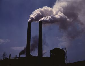 what is air pollution and its report