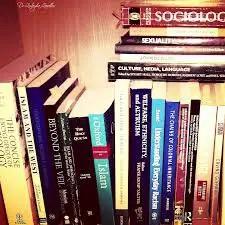 SOCIOLOGY BOOKS LIST